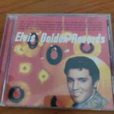 CDs de Música: CD ELVIS PRESLEY. GOLDEN RECORDS. 20 TEMAS. RCA. Lote 243823145