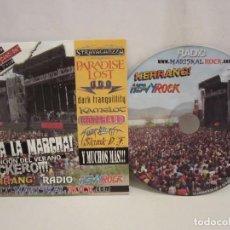 CDs de Música: FESTIANUARIO - TXUS DI FELLATIO.. INCLUYE VIDEOCLIP Y SERAS CANCION - CD EX+/EX+. Lote 243831025