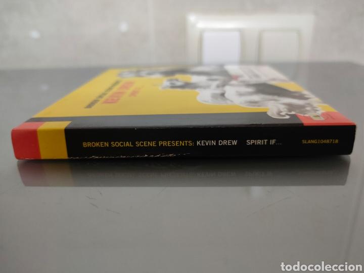 CDs de Música: CD KEVIN DREW SPIRIT IF...DEBUT SOCIAL SCENE 2007 - Foto 2 - 243831745