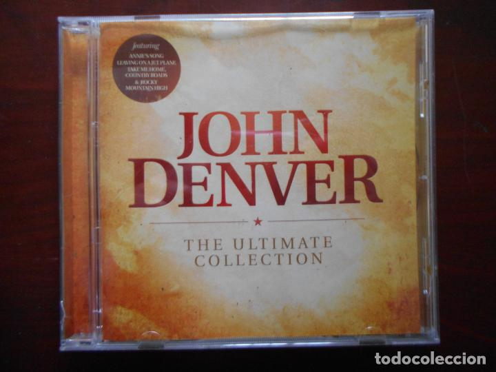 CD JOHN DENVER - THE ULTIMATE COLLECTION (N3) (Música - CD's Otros Estilos)