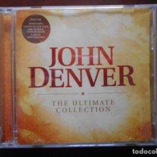 CDs de Música: CD JOHN DENVER - THE ULTIMATE COLLECTION (N3). Lote 243853870