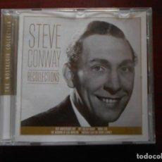 CDs de Música: CD STEVE CONWAY - RECOLLECTIONS (P3). Lote 243854420