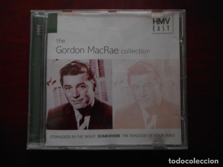 CD THE GORDON MACRAE COLLECTION (P3) (Música - CD's Otros Estilos)