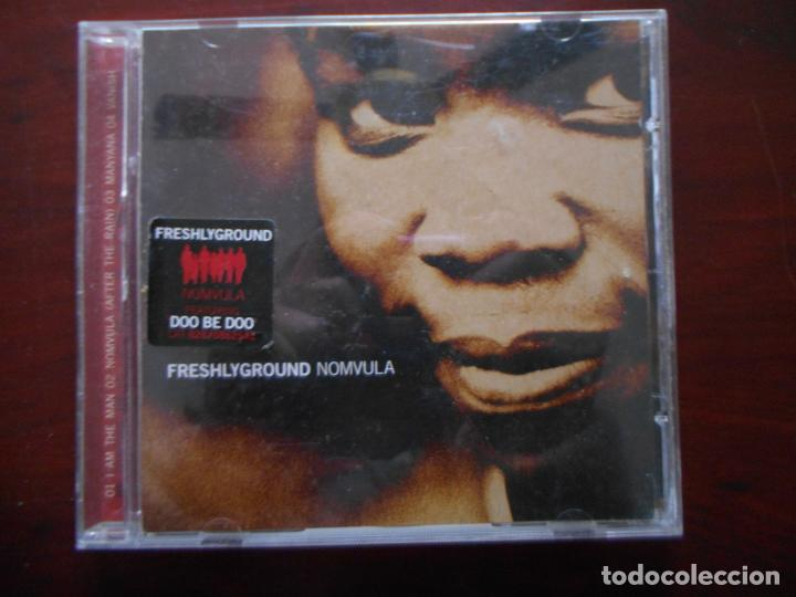 CDs de Música: CD FRESHLYGROUND - NOMVULA (P3) - Foto 1 - 243855425