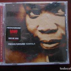CDs de Música: CD FRESHLYGROUND - NOMVULA (P3). Lote 243855425
