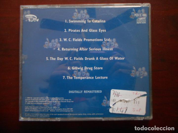 CDs de Música: CD W.C. FIELDS - THE GOLDEN AGE OF COMEDY (P3) - Foto 2 - 243856710
