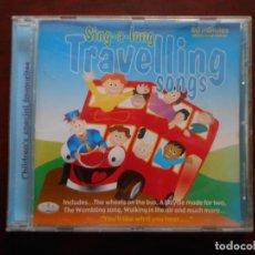 CDs de Música: CD SING-A-LONG TRAVELLING SONGS (P3). Lote 243856905