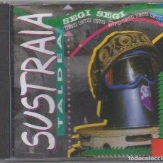CDs de Música: SUSTRAIA - TALDEA / CD ALBUM DE 1997 / MUY BUEN ESTADO RF-9138. Lote 243863750