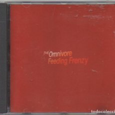 CDs de Música: OMNIVORE - FEEDING FRENZY / CD ALBUM DE 1998 / MUY BUEN ESTADO RF-9139. Lote 243864025