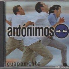 CDs de Música: ANTONIMOS - GUAPAMENTE / CD ALBUM / MUY BUEN ESTADO RF-9140. Lote 243864115