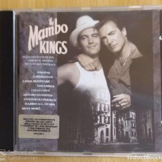 CDs de Música: B.S.O. THE MAMBO KINGS - CD 1992 (CELIA CRUZ, BENY MORE, ANTONIO BANDERAS, TITO PUENTE, LOS LOBOS..). Lote 243876450