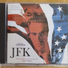 CDs de Música: B.S.O. JFK (JOHN WILLIAMS) CD 1991. Lote 243876765