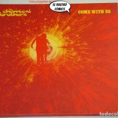 CDs de Música: THE CHEMICAL BROTHERS, COME WITH US, EDICIÓN LIMITADA, CD VIRGIN, 2002. Lote 243899775