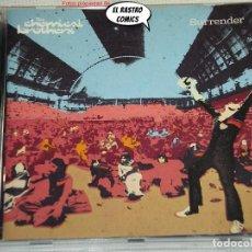 CDs de Música: THE CHEMICAL BROTHERS, SURRENDER, CD VIRGIN, 1999. Lote 243900575