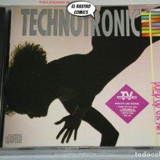 CDs de Música: TECHNOTRONIC, PUMP UP THE JAM, CD MAX, 1989, MUY BUEN ESTADO. Lote 243905850