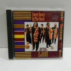 CDs de Música: DISCO CD. SWEET HONEY IN THE ROCK ‎– IN THIS LAND. COMPACT DISC.. Lote 243919615