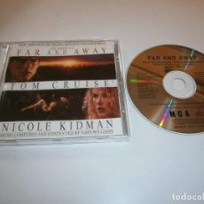CDs de Música: FAR AND AWAY (UN HORIZONTE MUY LEJANO) CD BSO TOM CRUISE. Lote 243920555