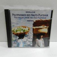 CDs de Música: DISCO CD. BEMIRAY – POLYPHONIES DES HAUTS-PLATEAUX. COMPACT DISC.. Lote 243920810