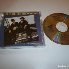 CDs de Música: THE BLUES BROTHERS CD BSO. Lote 243921225