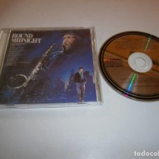 CDs de Música: ROUND MIDNIGHT CD BSO. Lote 243921450