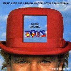 CDs de Música: TOYS / HANS ZIMMER, ENYA, PAT METHENY... CD BSO. Lote 243922835