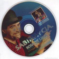 CDs de Música: JOAQUIN SABINA - ROSA DE LIMA CD SINGLE SIN PORTADA 1 TEMA. Lote 243925000