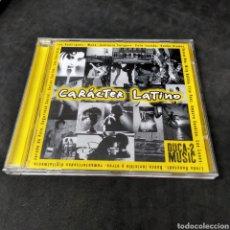 CDs de Música: CARACTER LATINO - VARIOS - DUCA 2 MUSIC - CD - LOS RODRIGUEZ - LOS LUNES - MANA -JARABE DE PALO. Lote 243927735