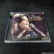 CDs de Música: SUZI QUATRO - THE GOLD COLLECTION - 1996 - CD. Lote 243928035