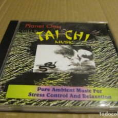 CDs de Música: TAI CHI. MUSIC. PLANET ONE. Lote 243928885