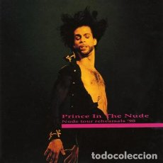 CDs de Música: 2 CD'S - PRINCE - IN THE NUDE - NUDE TOUR REHEARSALS, 1989/90. Lote 243943730