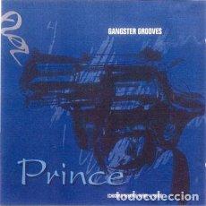 CDs de Música: 2 CD'S - PRINCE - GANGSTER GROOVES - CHICAGO 1993. Lote 243943825