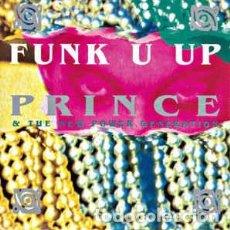 CDs de Música: 2 CD'S - PRINCE - FUNK U UP - TOKYO DOME 1992. Lote 243943895