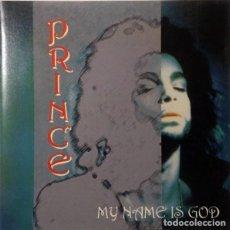 CDs de Música: 2 CD'S - PRINCE - MY NAME IS GOD - WEMBLEY STADIUM 1993. Lote 243944030