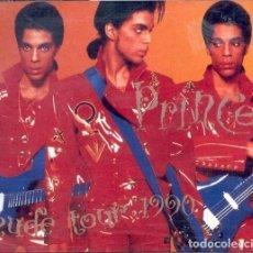 CDs de Música: 2 CD'S - PRINCE - NUDE TOUR 1990 - TOKYO. Lote 243944705