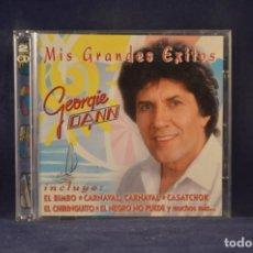 CDs de Musique: GEORGIE DANN - MIS GRANDES EXITOS - 2 CD. Lote 243992765