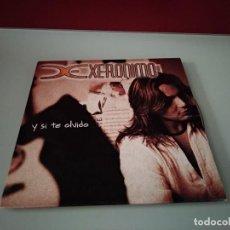 CDs de Música: X-XERONIMO / Y SI TE OLVIDO (CD SINGLE CARTON PROMO 2005). Lote 244014865