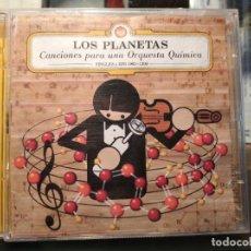 CDs de Música: CD DE LOS PLANETAS, CANCIONES PARA UNA ORQUESTA QUIMICA. Lote 244017385