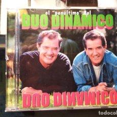 CDs de Música: CD EL PENULTIMO DEL DUO DINAMICO. Lote 244017780
