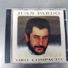 CDs de Música: JUAN PARDO-CD ORO COMPACTO. Lote 244027010