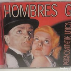 CDs de Música: HOMBRES G - PELIGROSAMENTE JUNTOS - CD - 2003 - SPAIN - EX+/EX+. Lote 244188770