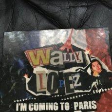 CDs de Música: WALLY LOPEZ - I´M COMING TO PARIS MIXED AT - DOBLE CD DIGIPACK. Lote 244191300