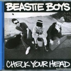 CDs de Música: BEASTIE BOYS - CHECK YOUR HEAD - CD EUROPE 1992 - CAPITOL RECORDS ‎CDP·7 98938 2. Lote 244404620