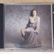 CDs de Música: ANA BELEN (GEMINIS) CD 1992. Lote 244419805