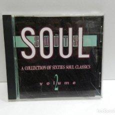 CDs de Música: DISCO CD. SOUL SHOTS VOLUME 2. COMPACT DISC.. Lote 244438835
