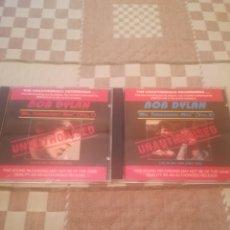 CDs de Música: BOB DYLAN.MR.TAMBOURINE MAN.VOLS. I-II. LIVE NEW YORK HALLOWEEN 1964. 2 CDS.BOOTLEG.MUY RARO.. Lote 244439890