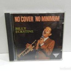 CDs de Música: DISCO CD. BILLY ECKSTINE – NO COVER, NO MINIMUM. COMPACT DISC.. Lote 244440080