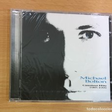 CDs de Música: CD MICHAEL BOLTON - GREATEST HITS 1985-1995. COLUMBIA, 1995. PRECINTADO. Lote 244440745