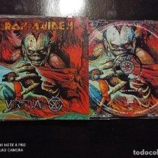 CDs de Música: IRON MAIDEN - VIRTUAL XI CD PICTURE DISC - EMI 98 HARD ROCK HEAVY MEYAL. Lote 244443145