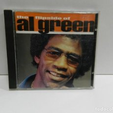 CDs de Música: DISCO CD. AL GREEN ‎– THE FLIPSIDES OF AL GREEN. COMPACT DISC.. Lote 244443690