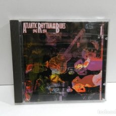 CDs de Música: DISCO CD. ATLANTIC RHYTHM & BLUES 1947-1974 (VOLUME 1 1947-1952). COMPACT DISC.. Lote 244443895